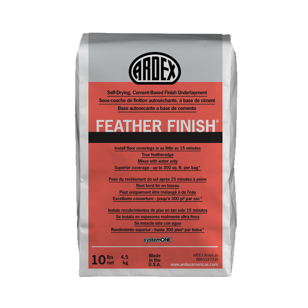 ARDEX FEATHER FINISH 2