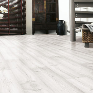 Sak White waterproof coreproof flooring