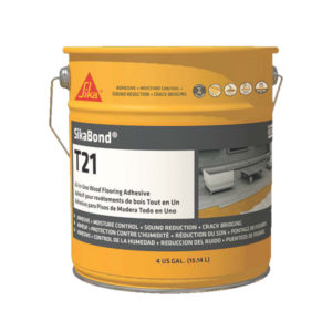 Sikabond T21 a new all in one adhesive