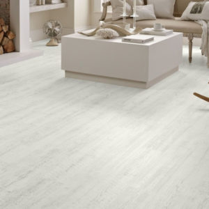 White Chocolate Oak Berry Alloc Laminate floors ambiente shot room