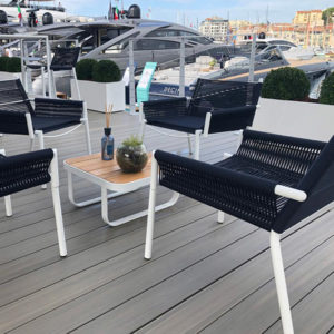Westminster Gray decking 2